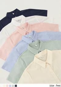 MILLY CROP 1/2 SHIRTS