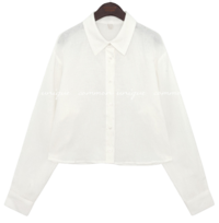 ANDEL LINEN BACK BUTTON SHIRTS