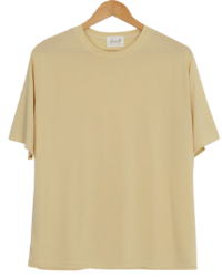Soft modal tea (8color) Short Sleeve