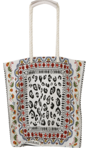 Flower Indian Eco Bag