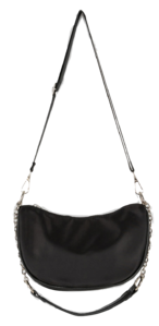 Edge chain cross shoulder bag