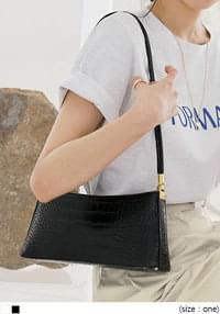 PERO CROCODILE LEATHER BAG