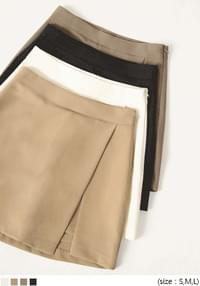 KAREN WRAP PANTS SKIRT