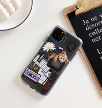 Bear patch case