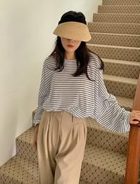 Cookie Striped T-shirt