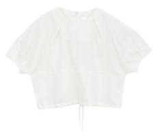 Your crop blouse