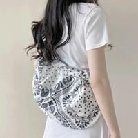 Summer Paisley Bag B#YW316
