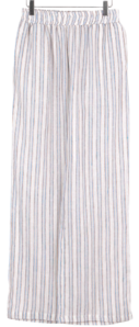 #made some drew striped linen pants