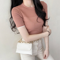 Jelly Color Knit T#YW606