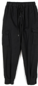 Unisex Big Pocket Jogger Pants