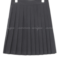 GRANA PLEATS BANDING MINI SKIRT