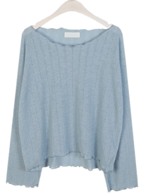 ANDS GAGARD KNIT LOOSE FIT