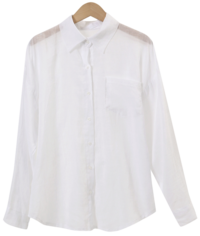 Delight Basic Linen Shirt