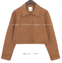OLSON POCKET COTTON JACKET