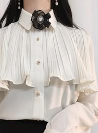 Self-made, restocked ♥ brooch set angel venus blouse