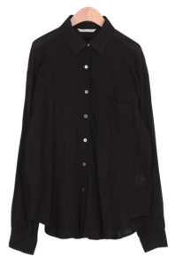 Water cotton shirt