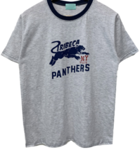 Panthers Printing Short Sleeve Tee
