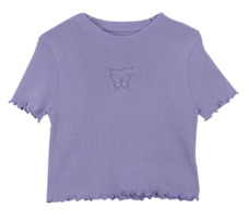 Butterfly Road Short Sleeve Knit