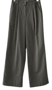 soft washing cotton slacks