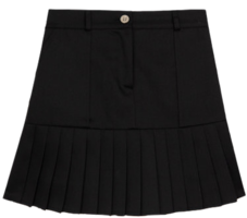 Cleo pleated skirt