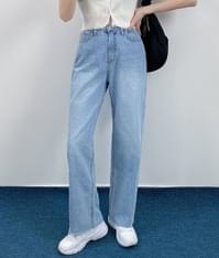 Kuna Wide Denim Pants