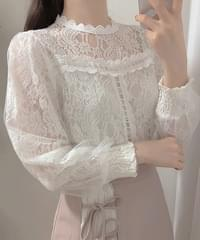 Sey lace blouse