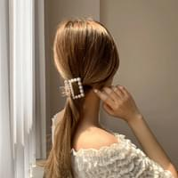Pearl type hair accessory package set