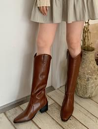 Swag Western Long Boots