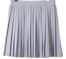 Muse pleated mini skirt