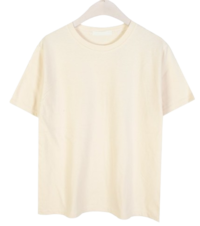 Pastel Plain Short Sleeve T♥Various Colors
