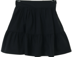Playcancan Banding Mini Skirt