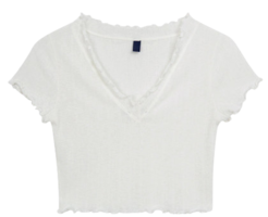 Cobbler V-neck T-shirt