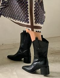 Kate Western Ankle Boots