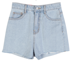 Road cutting short pants ♥ comfortable waist pants~