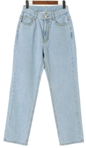 Deer's Date Denim Pants