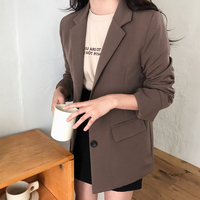★Own-made high-quality★Modern Basic JK♥ Unique roll-up sleeves 夾克外套