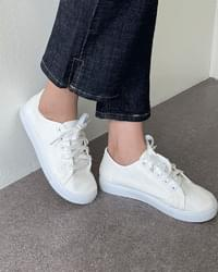 Daily White Black Women Sneakers Shoes