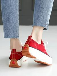 Gielson high-top sneakers 4,5cm