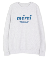 Mercy printed sweatshirt 長袖上衣