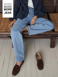 MORE JEAN_Wide long