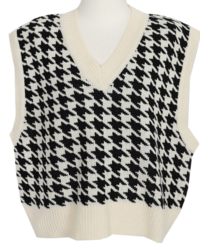 Supplier Knit Vest