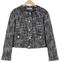 Monica Classic Tweed Jacket