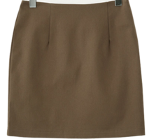 Season Cotton Mini Skirt