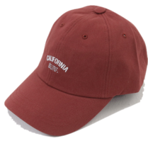 California Embroidered Ball Cap Hat