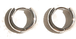 HEIDI MINIMAL RING EARRING