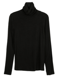 Oscar slim turtleneck T-shirt