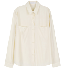 From two pocket standard shirt