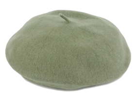 Barrier wool beret