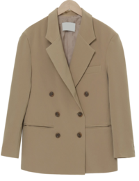 Taylor Double Classic Jacket