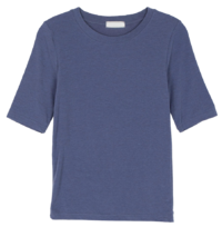Monday wool short sleeve T-shirt